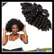 New Hair 100% Human Hair Extension Cheap Wholesale baby Curly Unprocessed Virgin Peruvian Hair weave