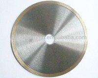 china supplier hot pressed diamond cutting wheel