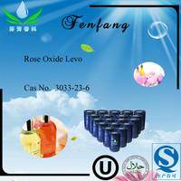 purfume oil wholesale aroma essence Rose oxide Levo