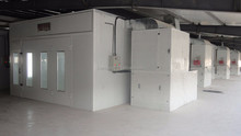 Factory price automatic car spray painting room from China