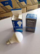12W, $1/pcs plastic bulb, A60 E27/b22 led bulbs