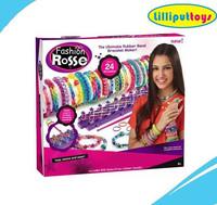 2015 New Toys DIY Ultimate Rubber Band Bracelet Maker Jewelry