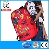 BBP402 custom football bag basketball school bag backpack for school sport