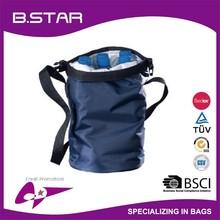 Cheap easy carry roll recycle flexible aluminium foil cooler bag