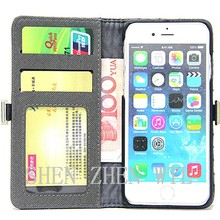 HOT SELLING! Muti-functional wallet case for iphone 5