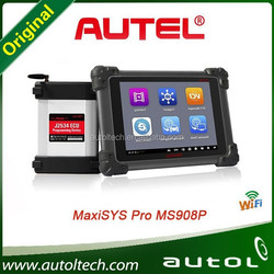 Original Autel MaxiSYS Pro MS908P with Wifi Update OnlineAuto Scanner for All Cars---[Autel Distributor]