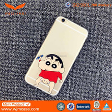 Custom Plastic Clear Cover Wholesale Cell Phone Case For Iphone 6