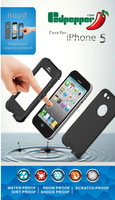 Contemporary hot-sale waterproof camouflage case for iphone5c
