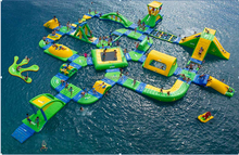 QH-WP-2-2015 hot selling giant inflatable water park/water toys for adults/water play equipment