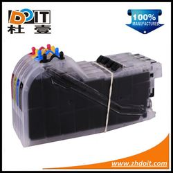 Hot in Europe LC125 refill ink cartridge for Brother MFC-J4510DW without ink
