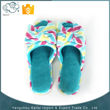 Colorful cheap good quality trendy lastest slipper rubber slipper