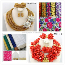 High quality Fashion Beaded Jewelry set 2015 summer design in vogue jewelry set