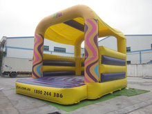 Nice and durable tarpaulin bouncer,family bouncer,inflatable castle jumper