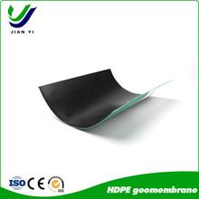 High strength hdpe geomembrane for koi fish farm