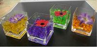 crystal gel colorful water beads