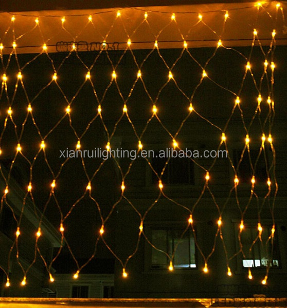 Outdoor String Lights That Change Colors : Outdoor/Indoor Christmas solar led net lights color changing outdoor christmas led string lights ...