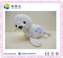 Miniature lovely sea animals seal stuffed animals