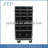 7-Drawer Pro-Work Road ATA Flight Case