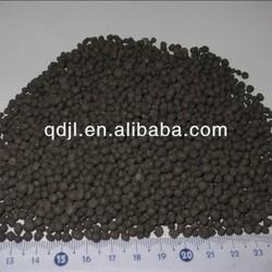 Seaweed organic fertilizer for rubber tree
