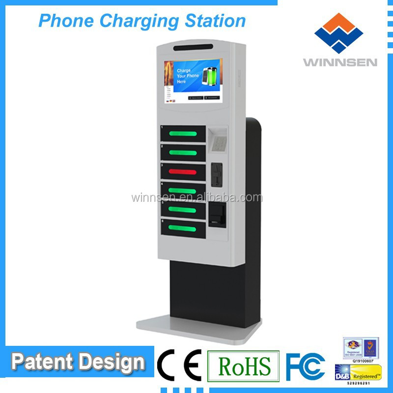 Cell Phone Charging Station Lockers Apc 06b Buy Cell
