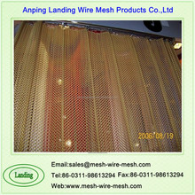 Indoor mesh curtains metal decoration nets