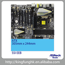 ASRock Rack ATX Z77 WS LGA 1155 socket Xeon E3 Core i7 i5 i3 Workstation motherboard
