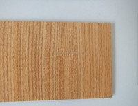 MDF panel E1/P2 kitchen decoration use combi wood with FSC certificated