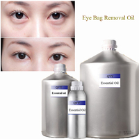 Face massage eye bag removal skin tighten anti-aging anti-pufiiness essential oil OEM