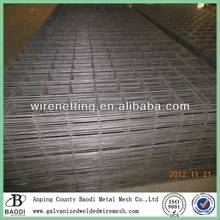 thread rod concrete reinforcing welded wire mesh panel