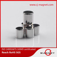 diametrically magnetized cylinder neodymium magnet 3063