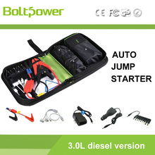 For All Purposes Extreme cold weather lipo jump starter portable air compressor High efficiency power conversion rate