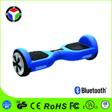 2015 new arrival ,smart, electronic rechargealbe Solf balancing Scooter YS-ESU012 with Bluetooth