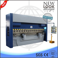 Small Hydraulic Press Brake Machine for New design