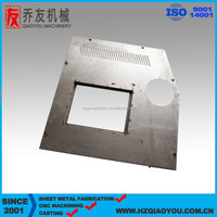 OEM electrical cabinet parts, laser cutting parts, welding parts