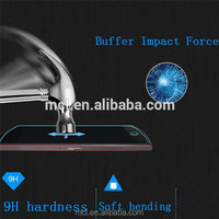 Korea material 9h hardness hd premium glass screen protector with factory price