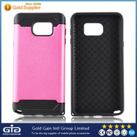 Phone Case for Galaxy Note 5, Hot Selling PC+TPU for Samsung Note 5 Case Cover