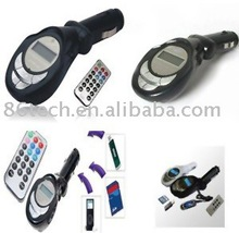 High quality car mp3 player with FM transmitter