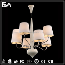 Creative Classical pendant lamp mix crystal and iron simple also luxurious