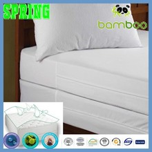 Extra King Size Bed Waterproof Cooling mat for bed Waterproof and Anti-allergy