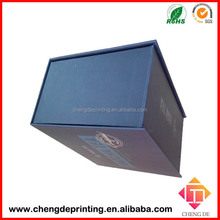 custom made fashional luxury watch paper box