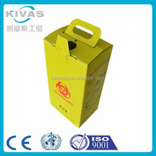 Medical consumables products small medical carton waste boxes
