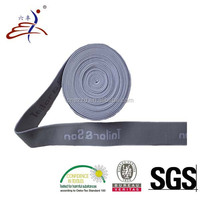 Super Soft Custom Logo Elastic Headband