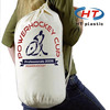 2015 Fashion Eco-friendly For Promotion Sport Printing Cheap Wholesale Cotton Fabric Drawstring Bag