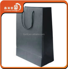china supplier high quality T-shirt paper bag for men