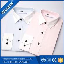 Promozione vendita calda ultimo stile camicia uomo produttore, signore camicia