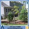Galvanized High-grade Steel Fence/White Short Picket Fence For Home/Durable Safety Fence Wholesale