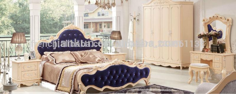 Chambre de luxe ensemble de meubles fran ais for Ensemble de meuble de chambre