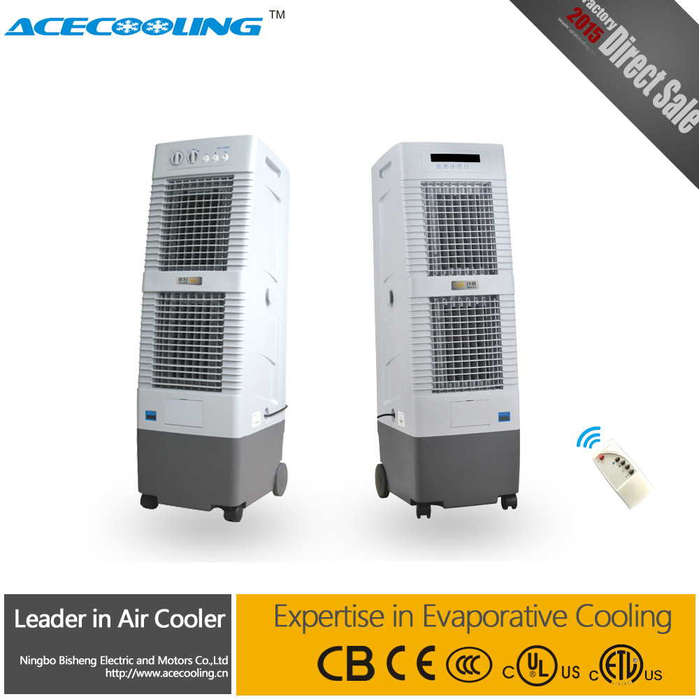 Evaporative Water Cooler : Low power consumption evaporative air cooler unique