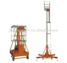 Chinese lifter/telescopic cylinder lift platform hot saled in dubai