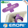 Personalized promotional mini phone accessory plastic cell phone stand